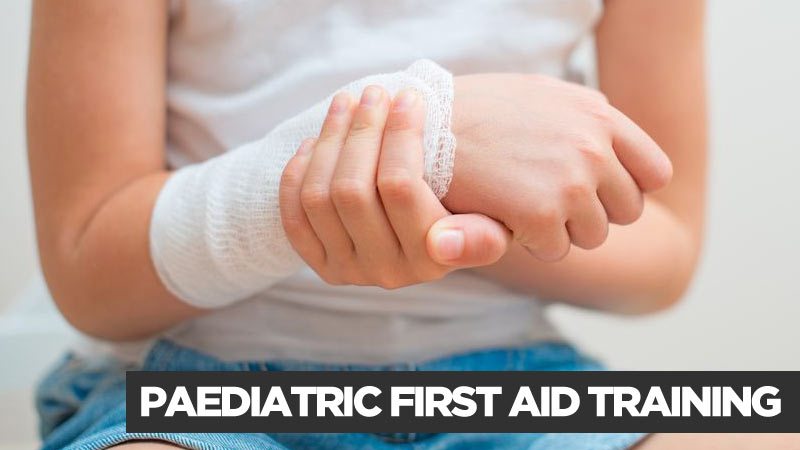 paediatric first aid training courses