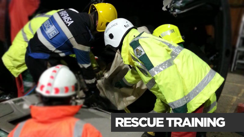 emergency rescue training courses