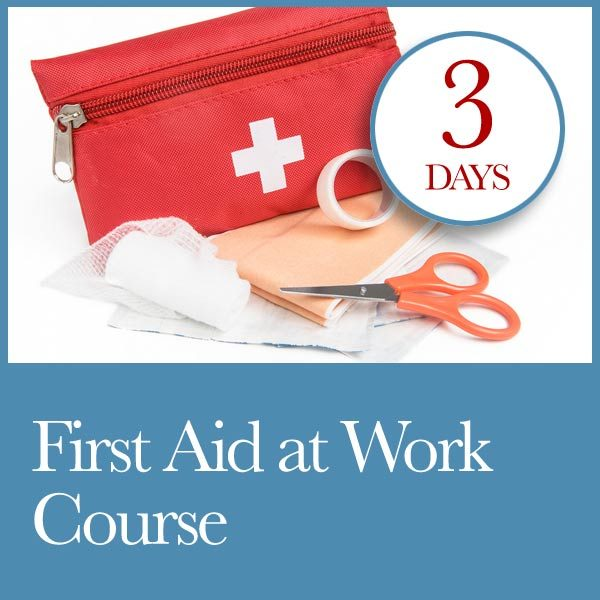 first-aid-at-work-course